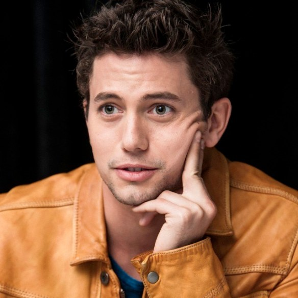Jackson Rathbone promoting' The Twilight Saga: Breaking Dawn - Part 2'