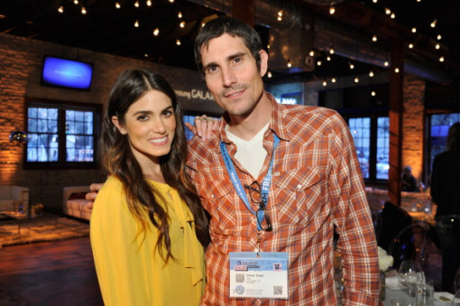 """Snap"" Cast Dinner With Nikki Reed Hosted By The Samsung Galaxy Experience - SXSW 2013"