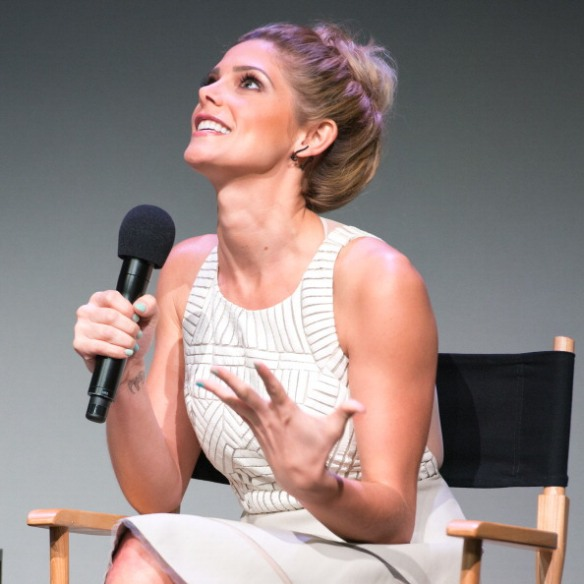 "Apple Store Soho Presents: Meet The Actor - Ashley Greene, ""CBGB"""